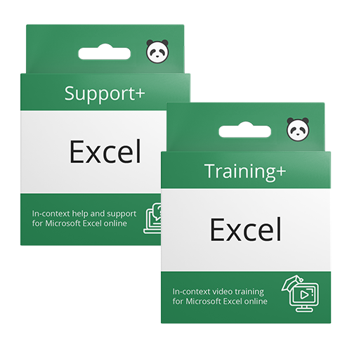 Microsoft Excel Training Bundle