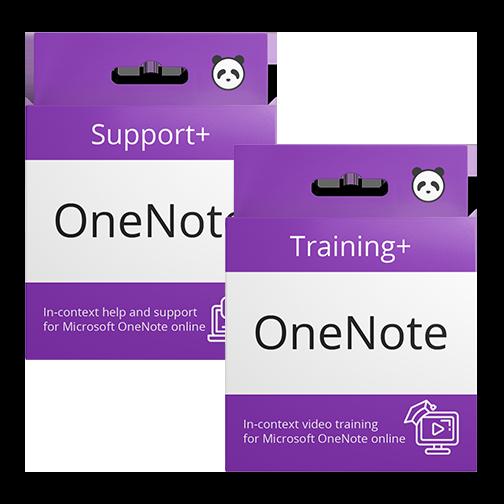 Microsoft OneNote Training Bundle