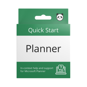 Microsoft Planner Contextual Help and Support