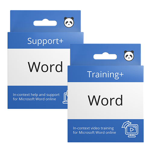 Microsoft Word Training Bundle