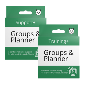 Microsoft Groups and Planner Training Bundle