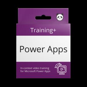 Microsoft Power Apps Training