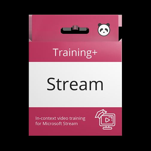 Microsoft Stream Training