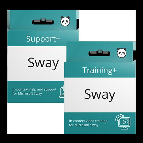 Microsoft Sway Training Bundle